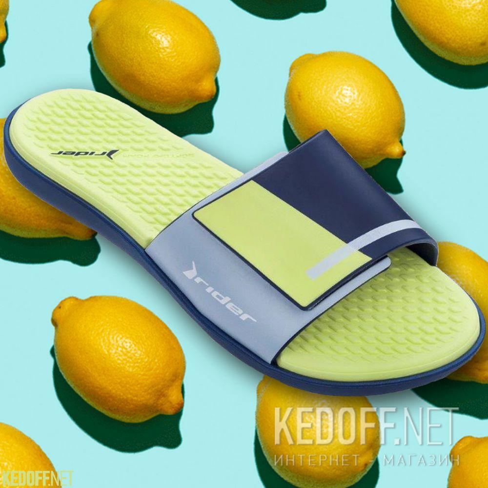 Damskie klapki plazowe Rider Pool Slide Fem 82569-20688 купить Киев