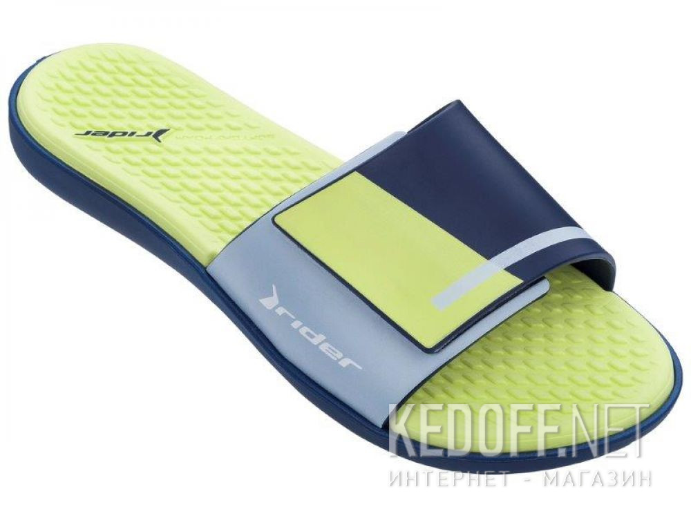 Damskie klapki plazowe Rider Pool Slide Fem 82569-20688 купить Украина