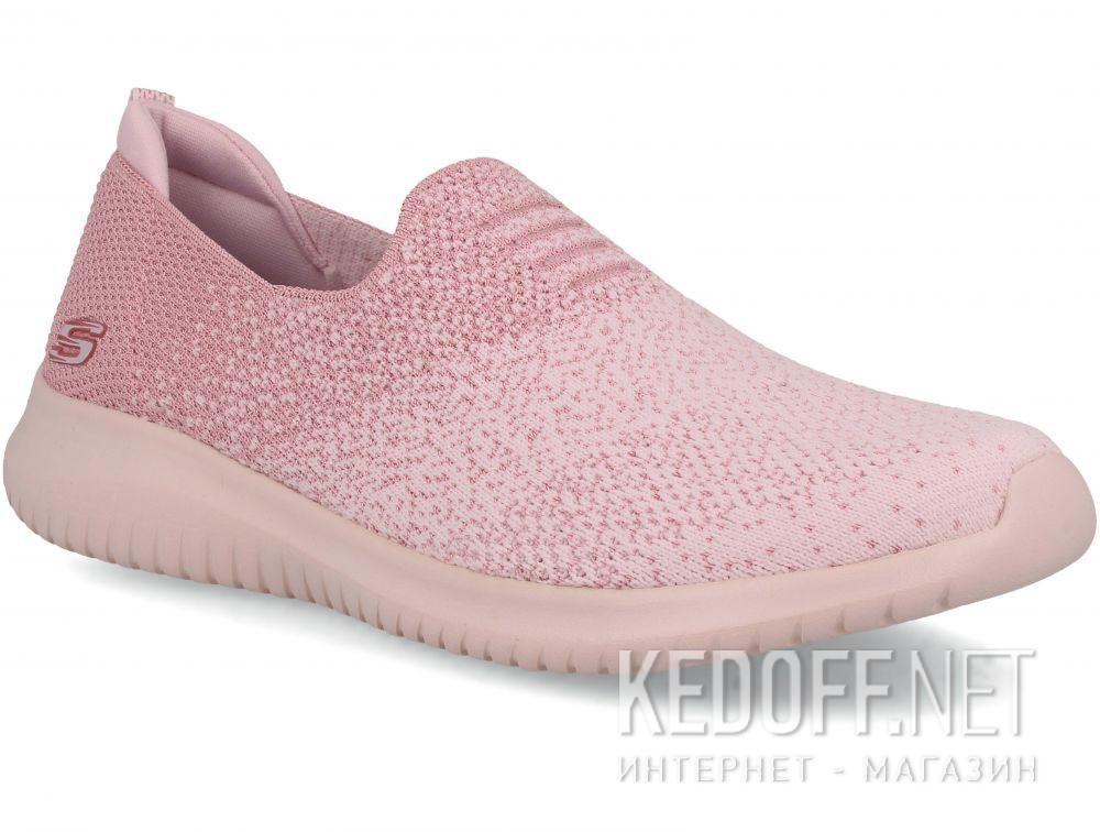 Купить Женские слипоны Skechers Ultra Flex 13123-PNK