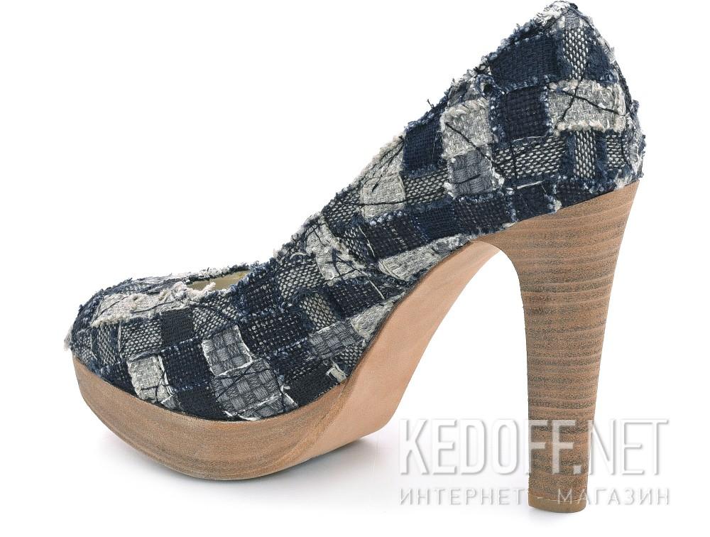 Женские туфли Stuart Weitzman 14491   (синий) купить Украина