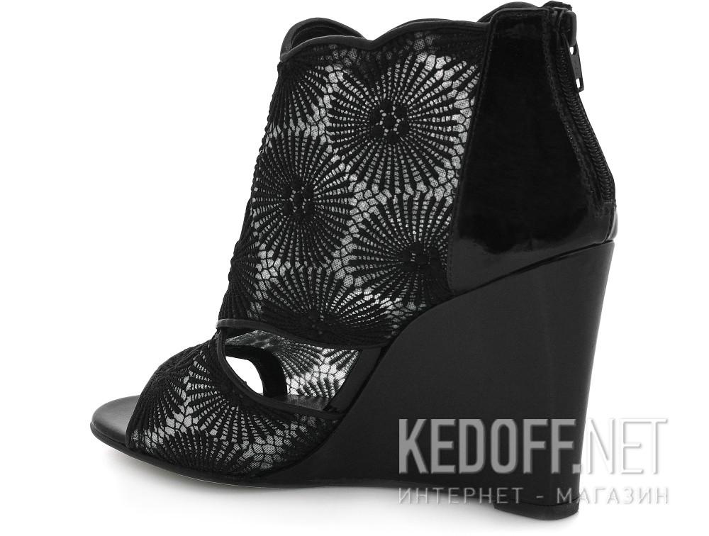 Женские босоножки Stuart Weitzman 62756   (чёрный) купить Украина