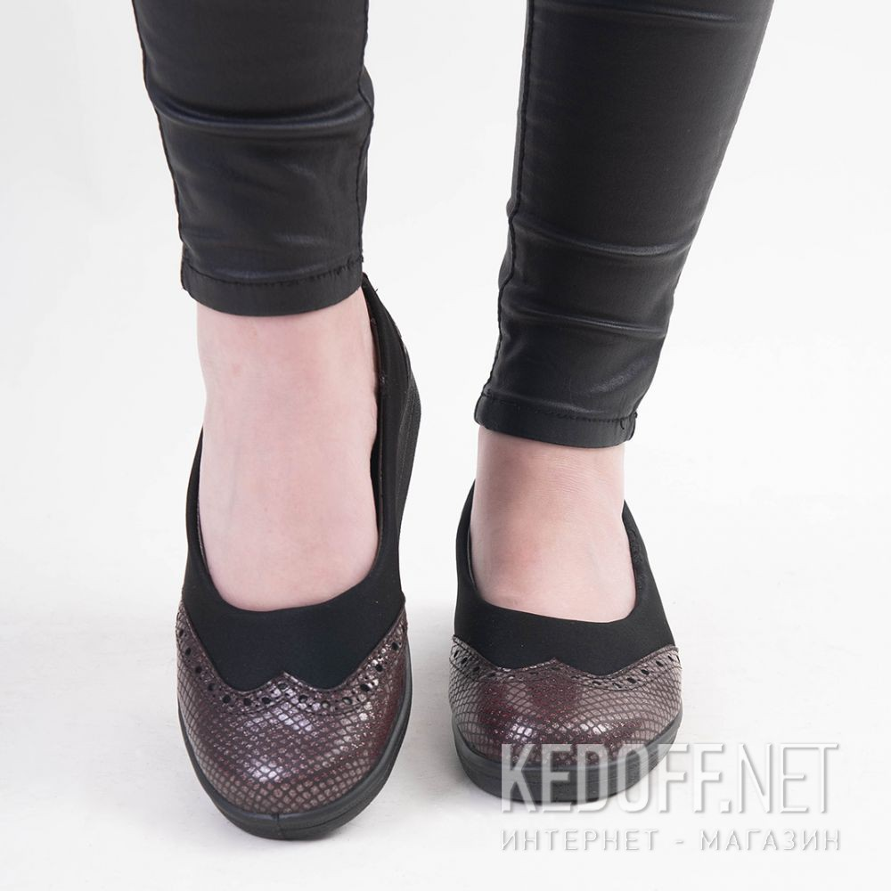 Женские туфли Esse Comfort 1561-01-48 все размеры