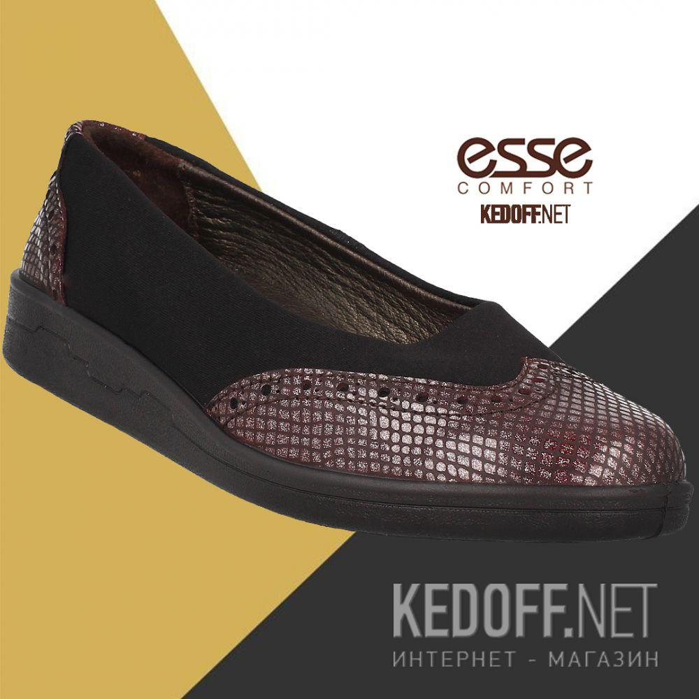 Женские туфли Esse Comfort 1561-01-48 доставка по Украине