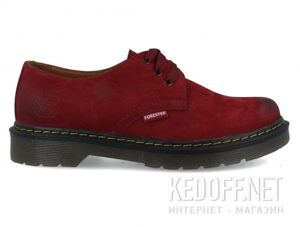 Туфли Forester Grinder 1461-48 Bordeau купить Украина