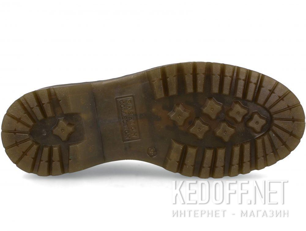 Жіночі туфлі Forester Platform 1466-27 описание