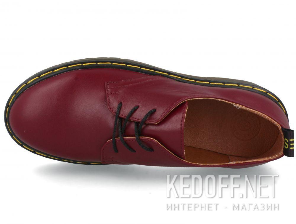 Оригинальные Жіночі туфлі Forester Platform 1466-47 Bordeaux