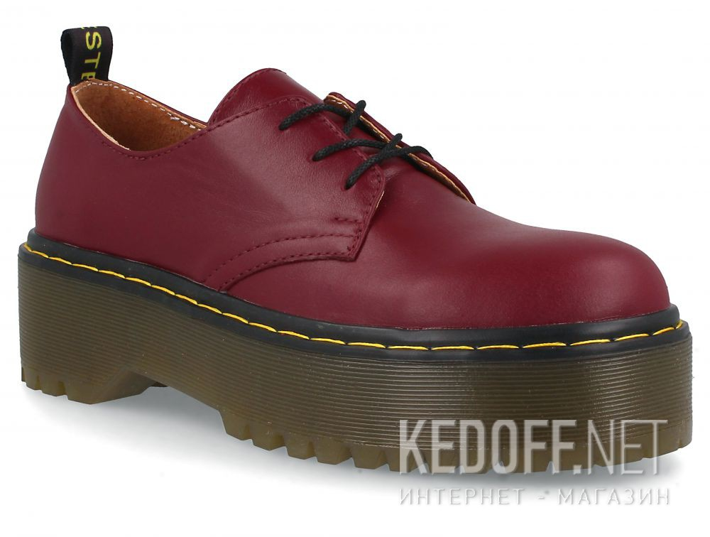 Купити Жіночі туфлі Forester Platform 1466-47 Bordeaux