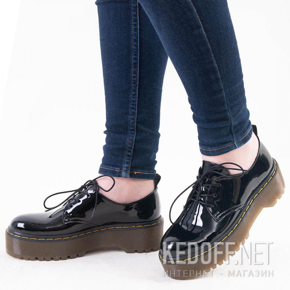 Доставка Жіночі туфлі Forester Platform 1466-27