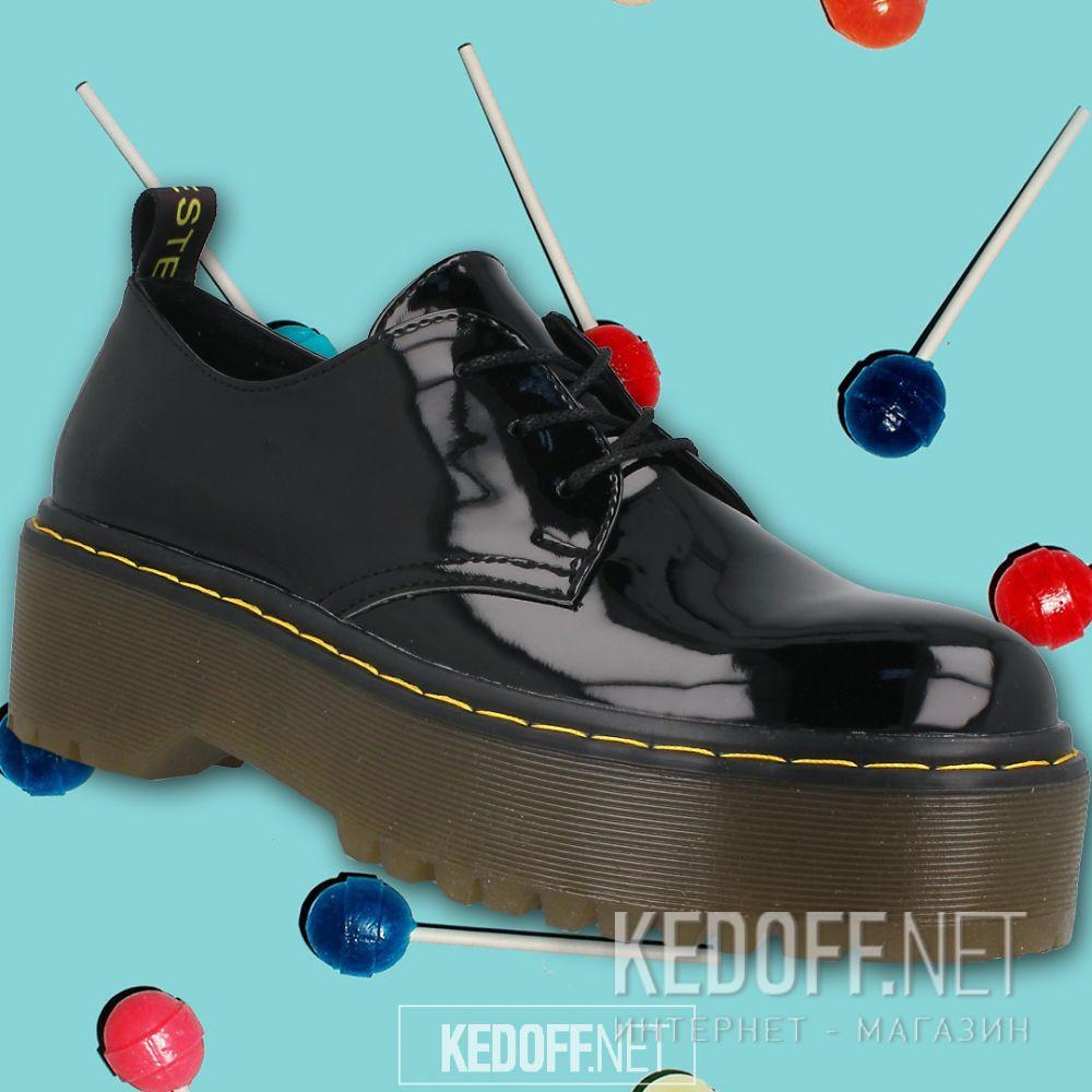 Жіночі туфлі Forester Platform 1466-27 доставка по Украине