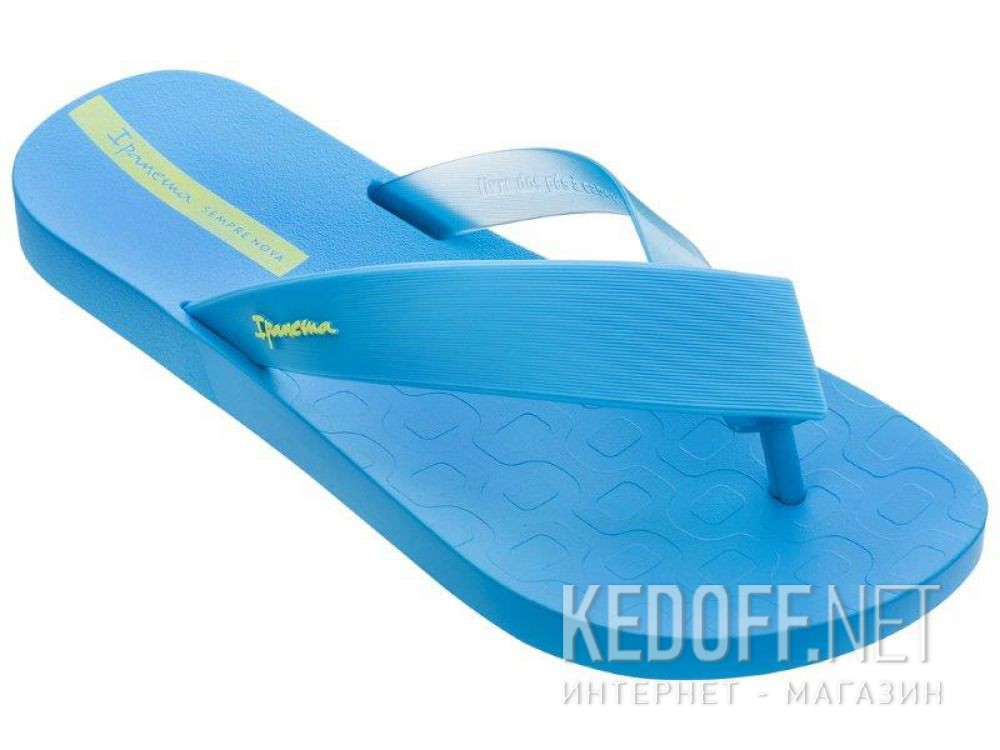 Женские вьетнамки Ipanema Hit Fem 26445-20729 Made in Italy купить Киев