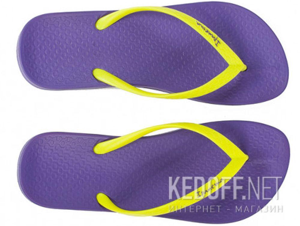 Rider women's flip Flops Ipanema Anatomica Tan Fem 81030-21311 made in brasil купить Украина