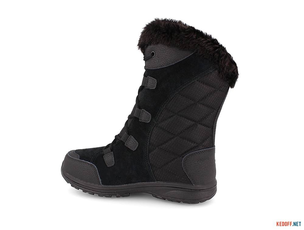 Womens winter boots Columbia Ice Maiden BL 1581-011