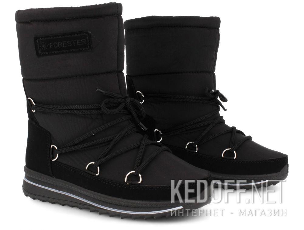 Женские зимние ботинки Forester Apre Ski 3107-27 купить Украина