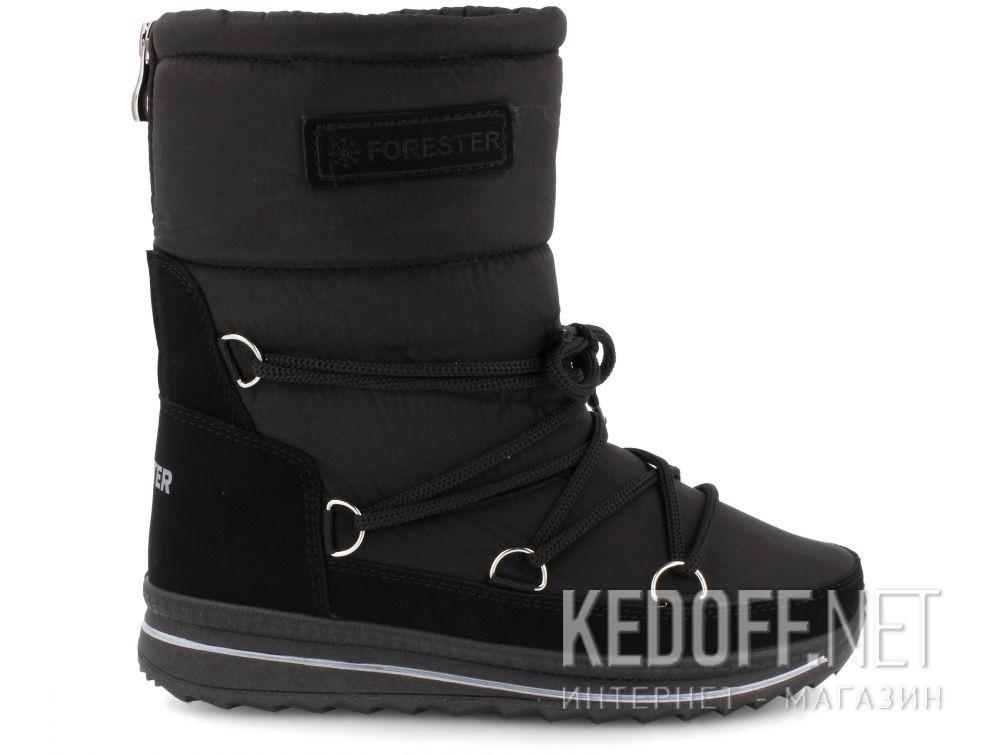 Женские зимние ботинки Forester Apre Ski 3107-27 купить Киев