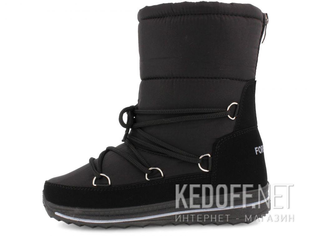 Оригинальные Женские зимние ботинки Forester Apre Ski 3107-27