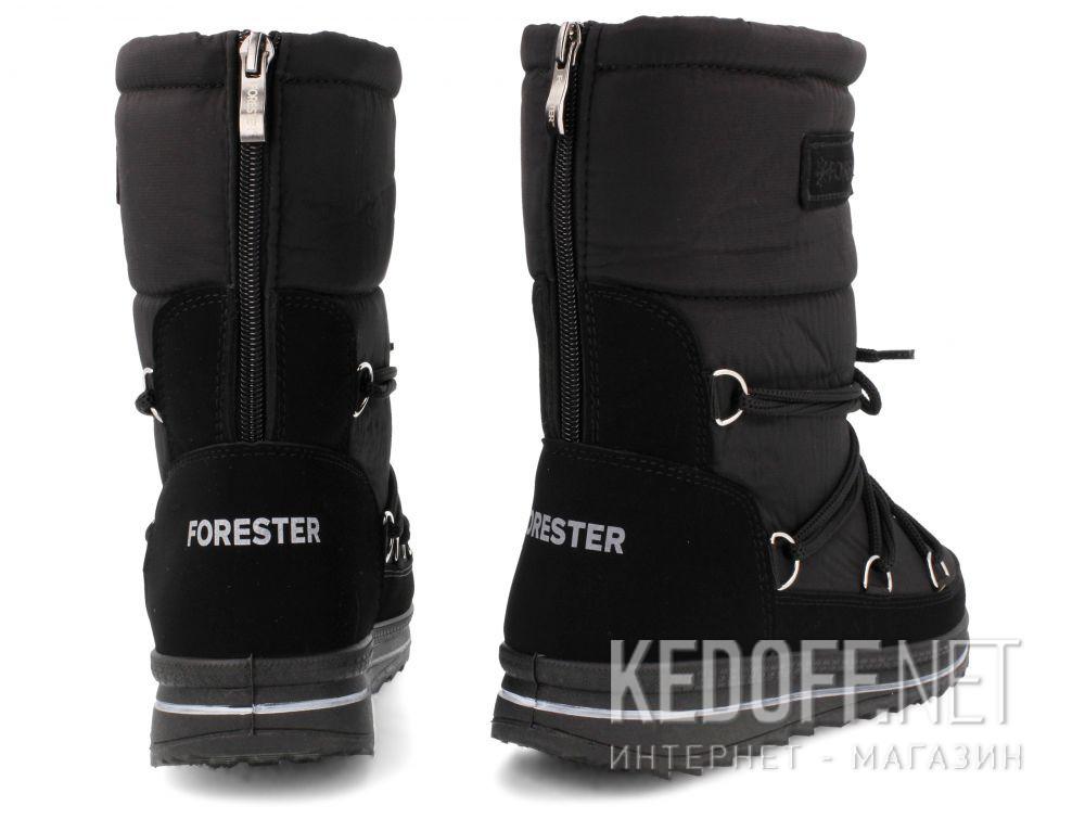 Женские зимние ботинки Forester Apre Ski 3107-27 описание