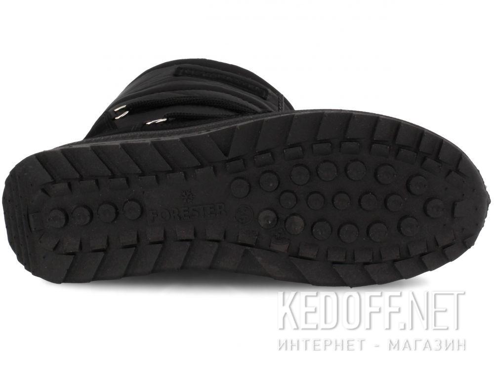 Женские зимние ботинки Forester Apre Ski 3107-27 все размеры