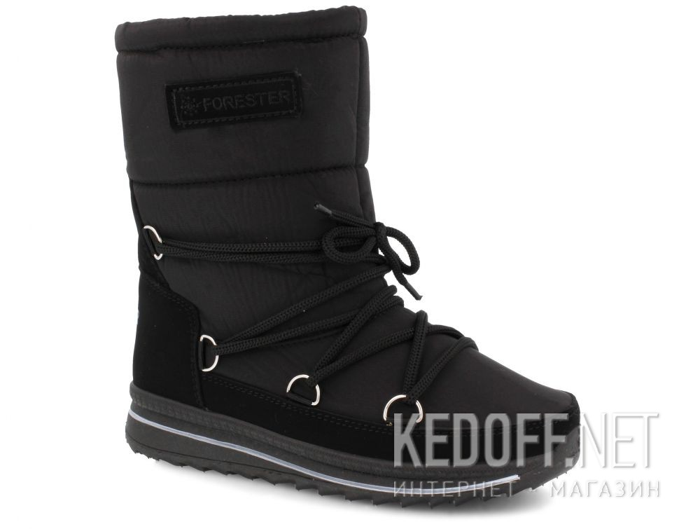 Купить Женские зимние ботинки Forester Apre Ski 3107-27