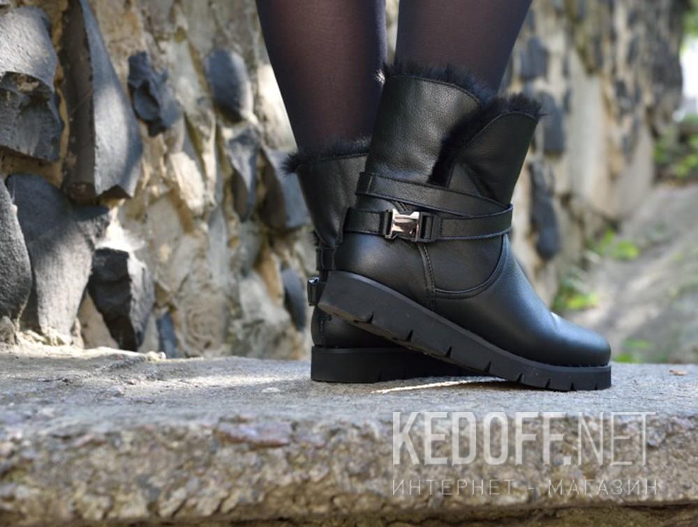 Женские зимние ботиночки Forester 1522-27