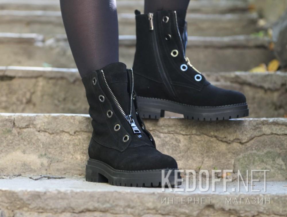 Доставка Женские зимние ботиночки Forester 1533-271