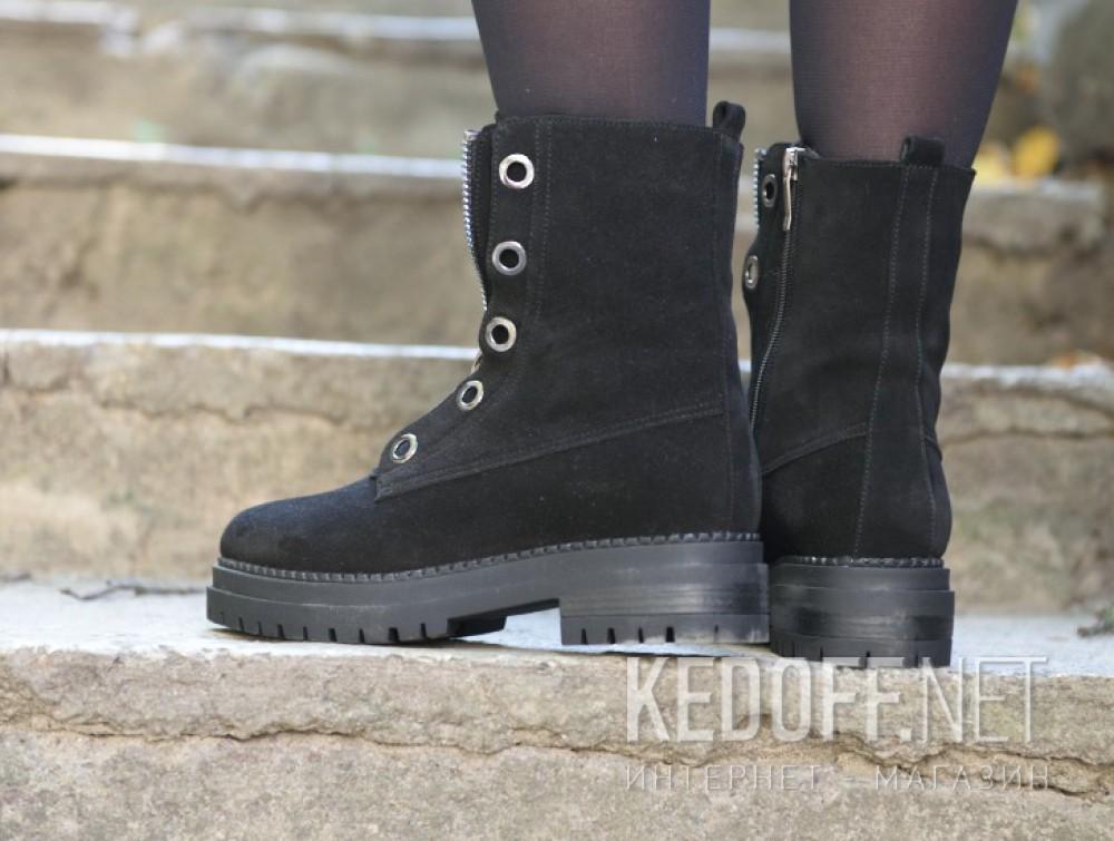 Женские зимние ботиночки Forester 1533-271 доставка по Украине
