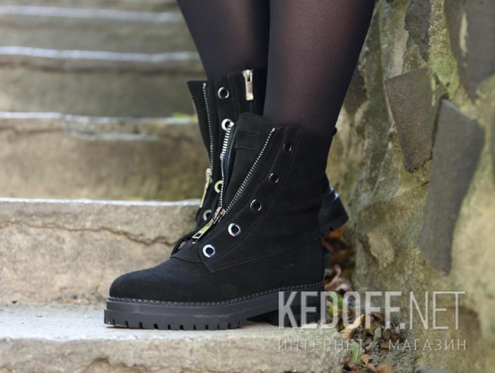 Женские зимние ботиночки Forester 1533-271