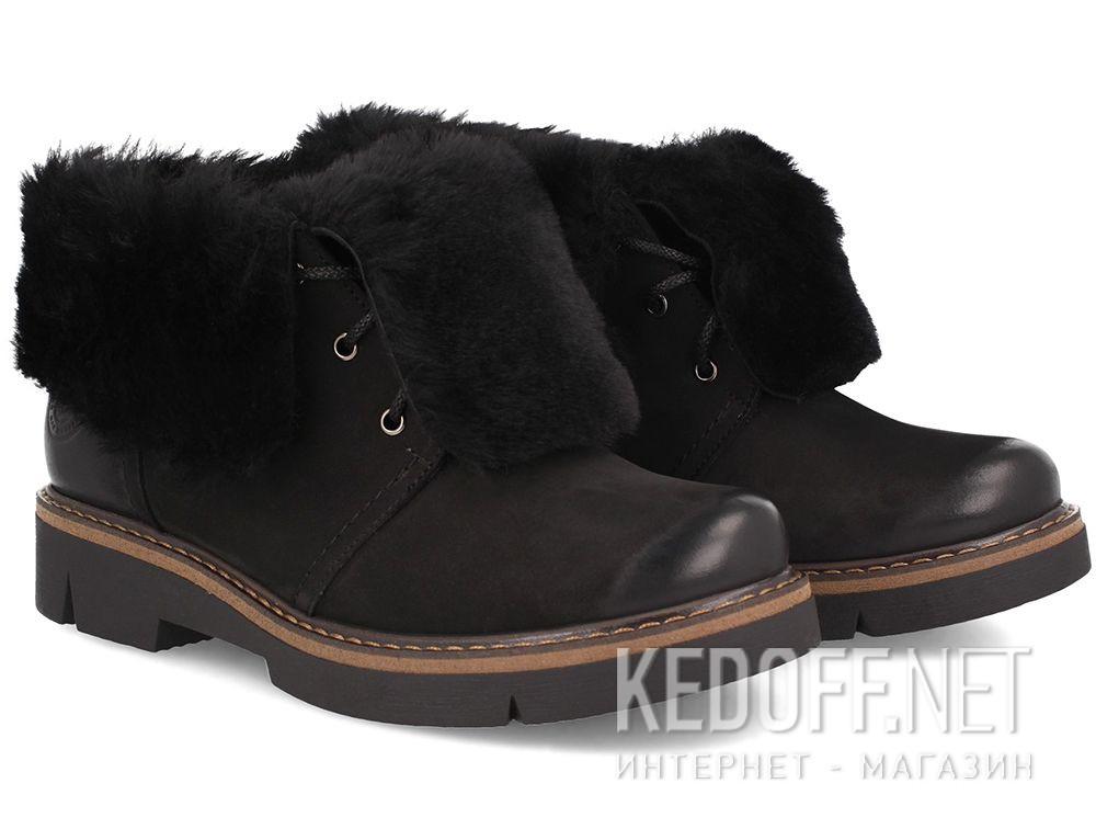 Женские зимние ботиночки Forester 8361-27 купить Украина