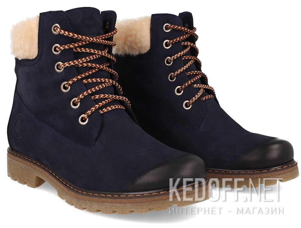 Женские зимние ботиночки Forester 8638-89 купить Украина
