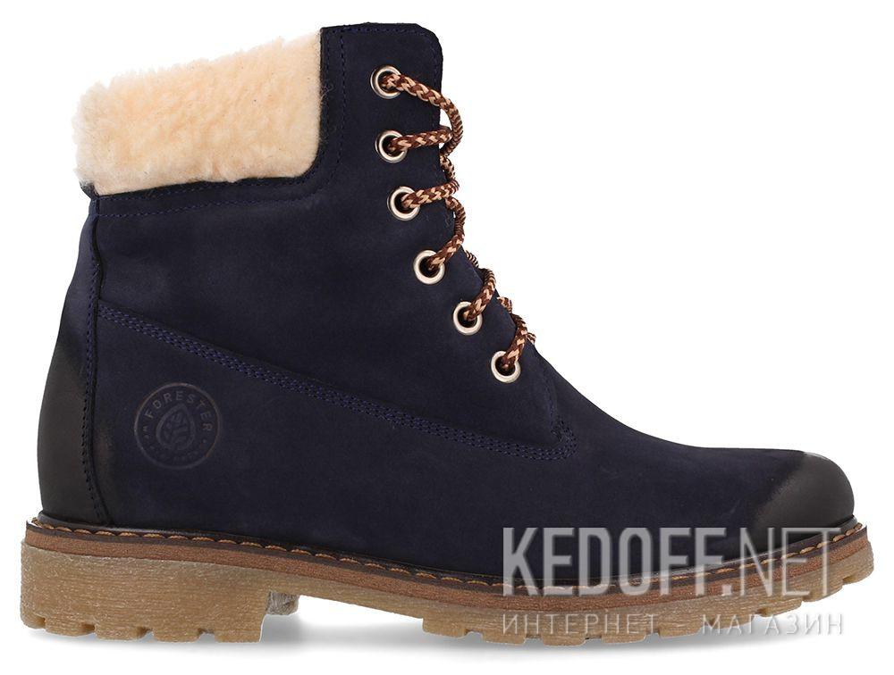 Женские зимние ботиночки Forester 8638-89 купить Киев