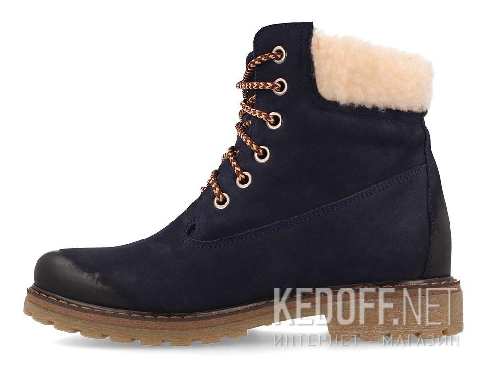 Оригинальные Женские зимние ботиночки Forester 8638-89