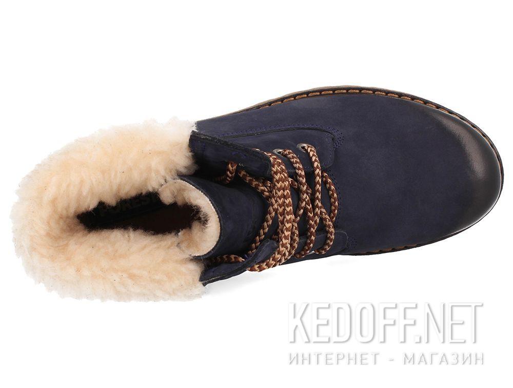 Женские зимние ботиночки Forester 8638-89 описание