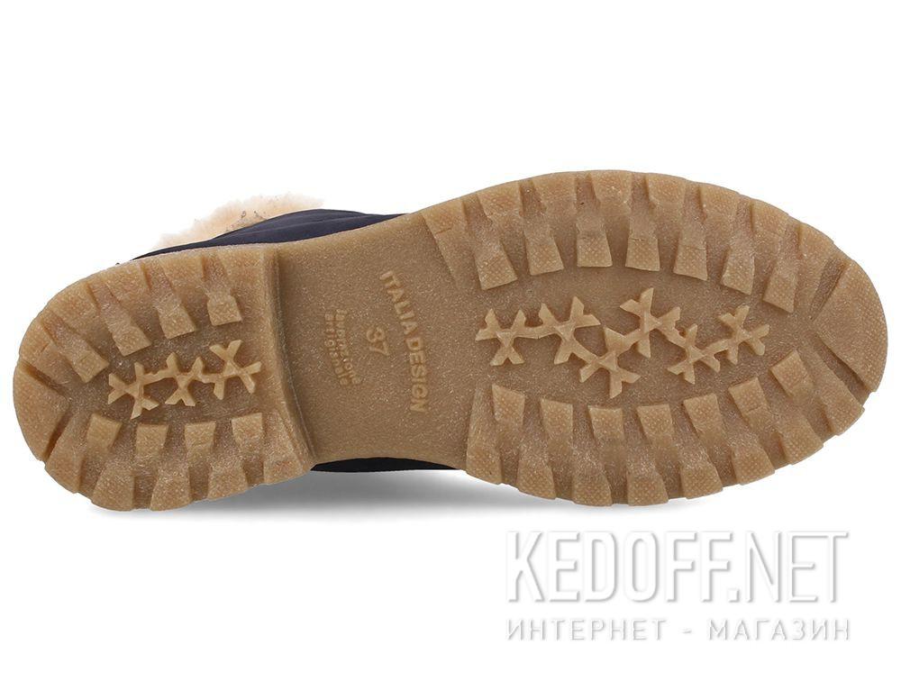 Цены на Женские зимние ботиночки Forester 8638-89