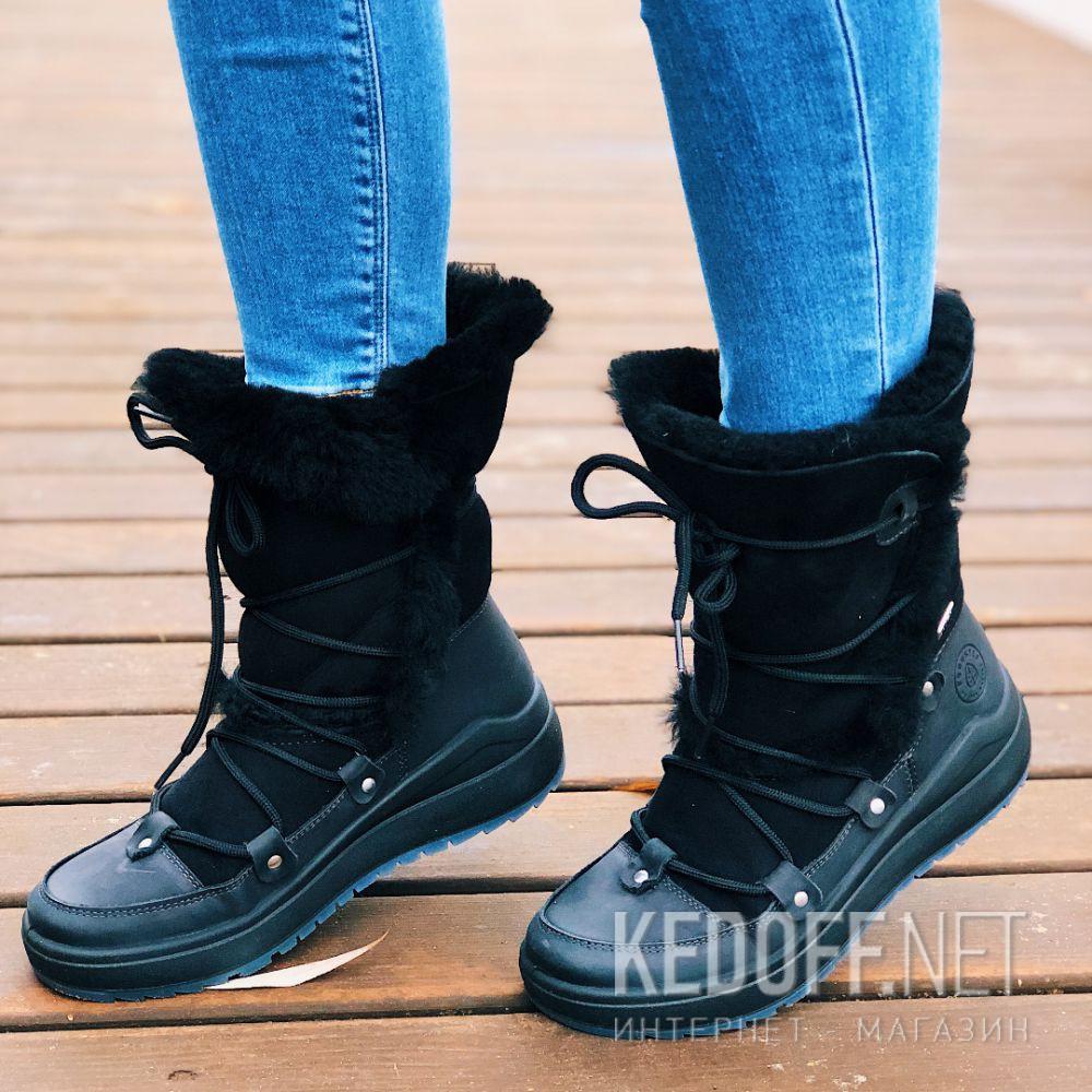 Доставка Жіночі зимові чоботи Forester Scandinavia 6329-4-27 Made in Europe