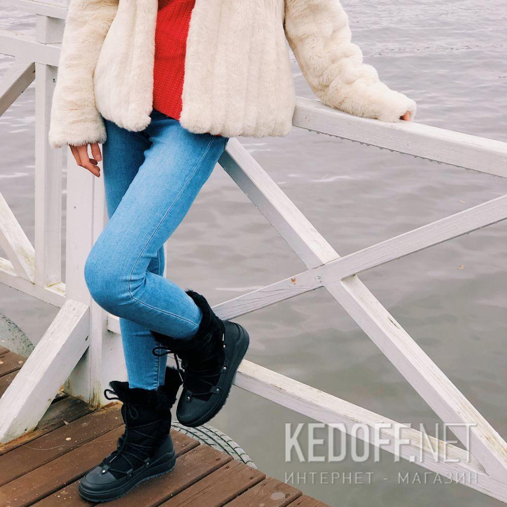 Жіночі зимові чоботи Forester Scandinavia 6329-4-27 Made in Europe все размеры