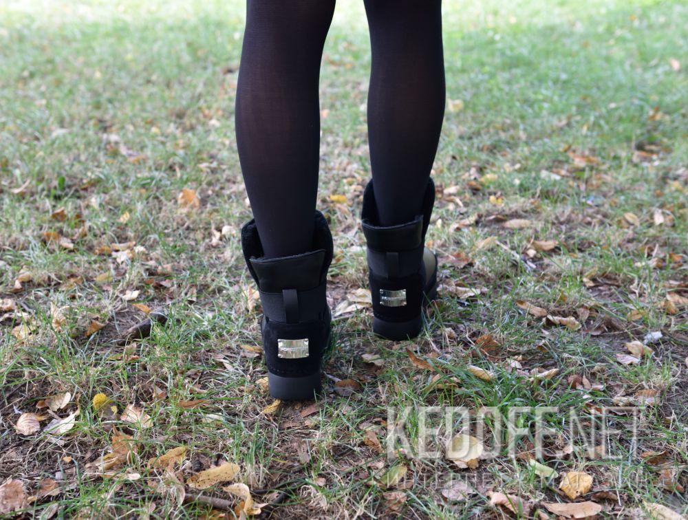 Доставка Женские зимние сапожки Forester Cool Boot 4153-015-27
