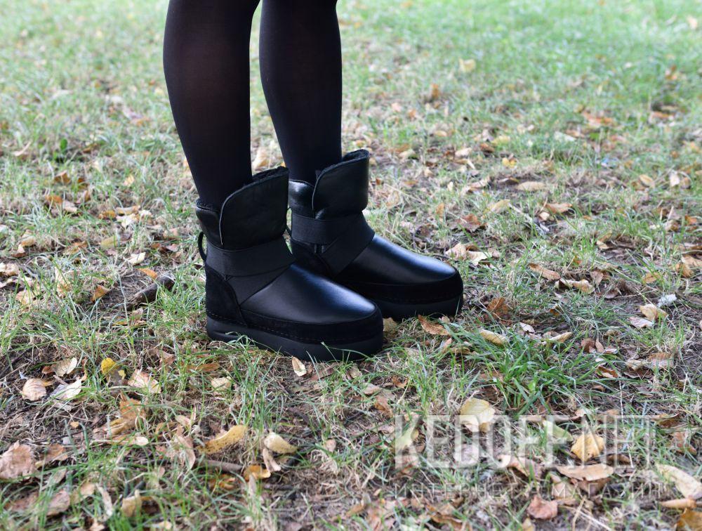 Женские зимние сапожки Forester Cool Boot 4153-015-27 доставка по Украине