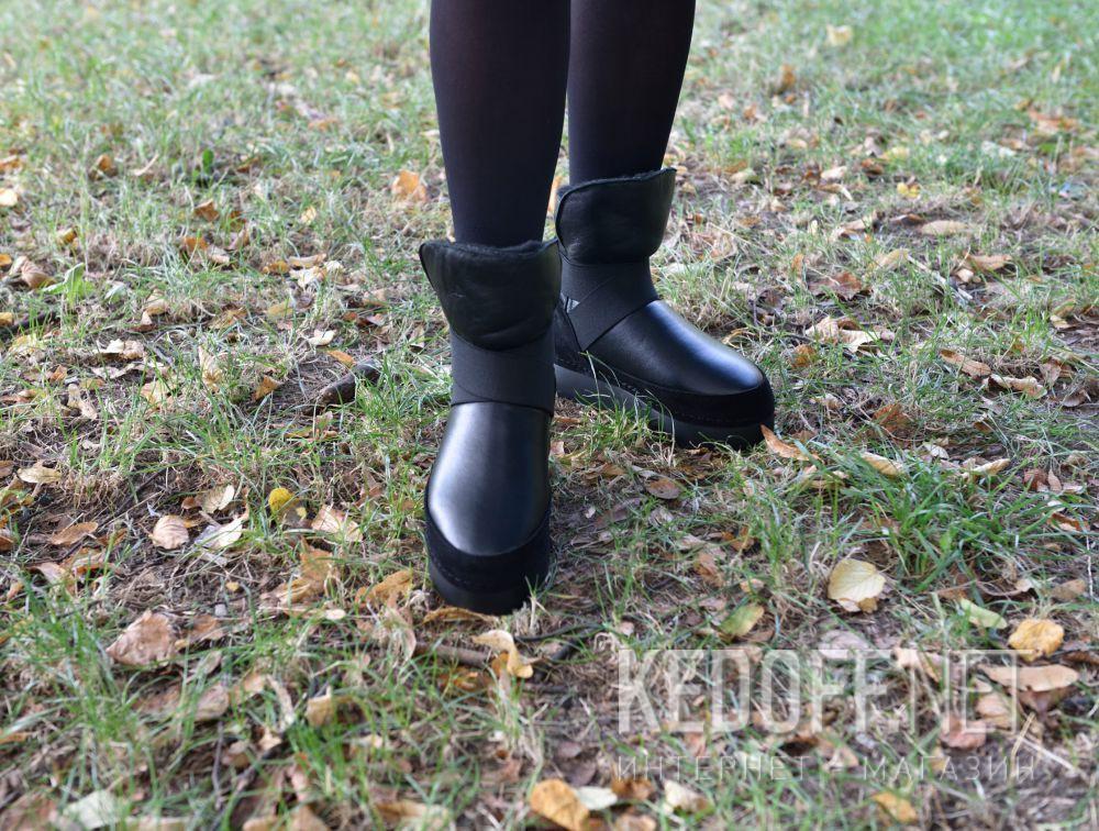Жіночі зимові чобітки Forester Cool Boot 4153-015-27