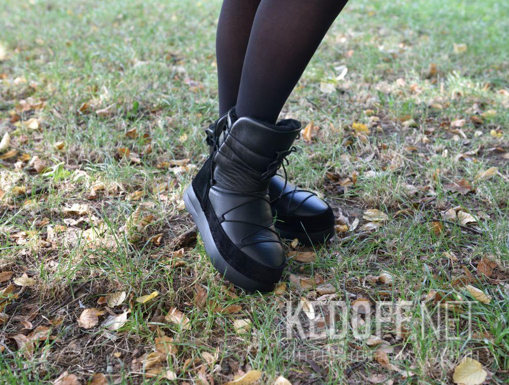 Доставка Женские зимние сапожки Forester Cool Boot 420-015-27