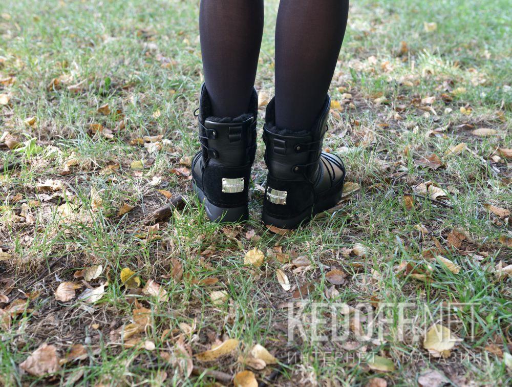 Женские зимние сапожки Forester Cool Boot 420-015-27 доставка по Украине