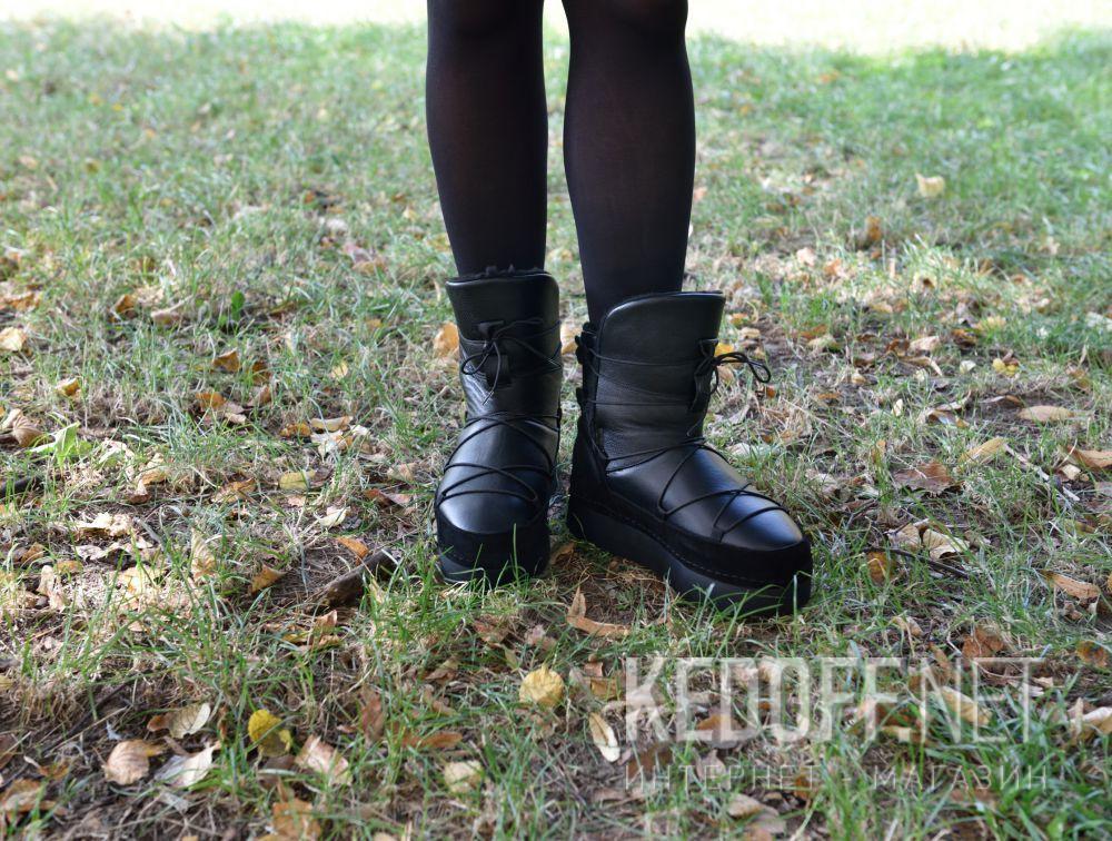 Женские зимние сапожки Forester Cool Boot 420-015-27 все размеры
