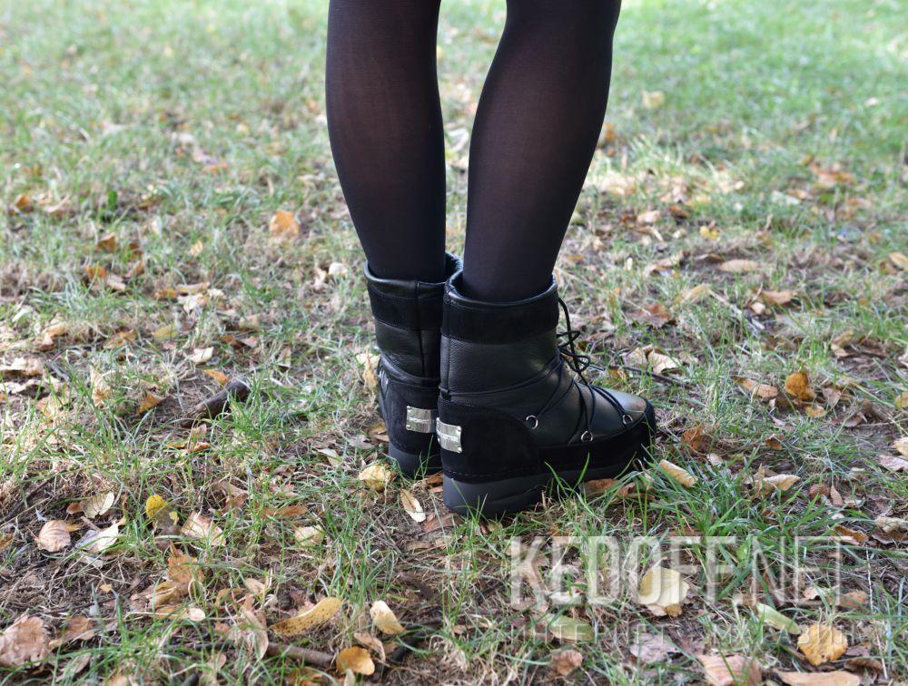 Женские зимние сапожки Forester Cool Boot 428-015-27 доставка по Украине