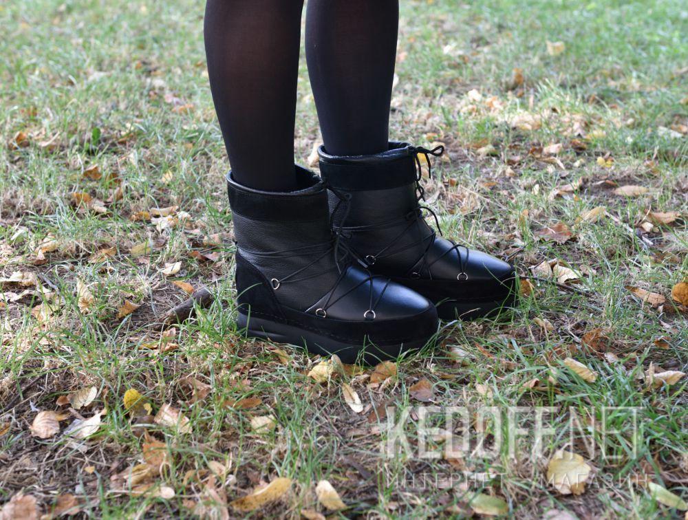 Женские зимние сапожки Forester Cool Boot 428-015-27 все размеры
