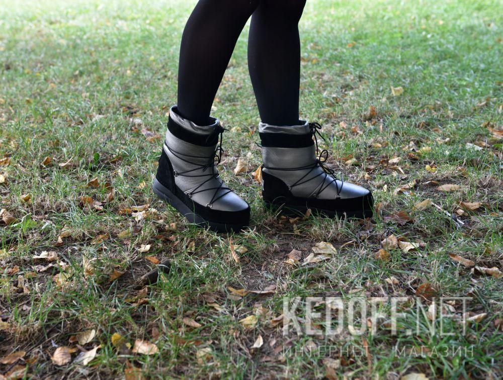 Доставка Женские зимние сапожки Forester Cool Boot 428-145-14
