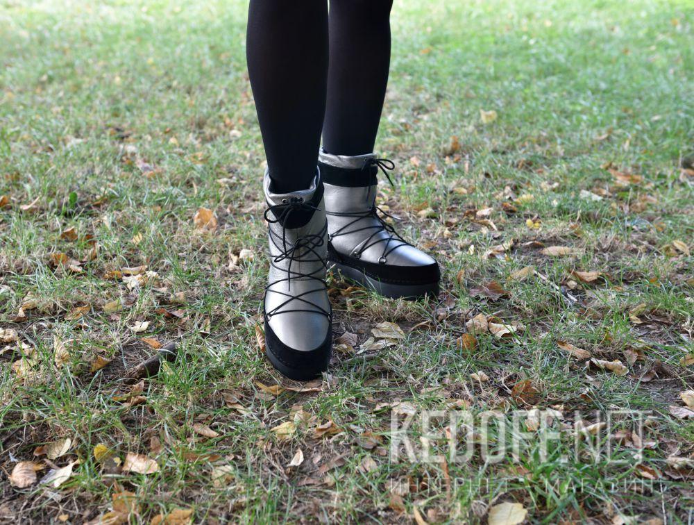 Женские зимние сапожки Forester Cool Boot 428-145-14 доставка по Украине