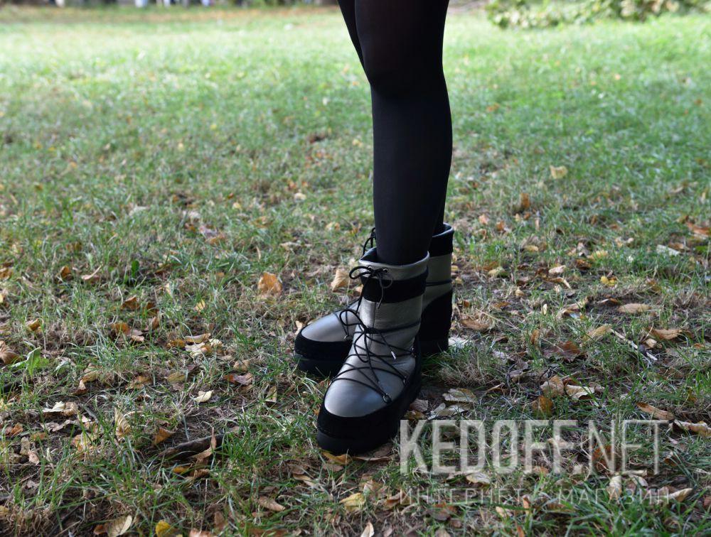 Жіночі зимові чобітки Forester Cool Boot 428-145-14 все размеры