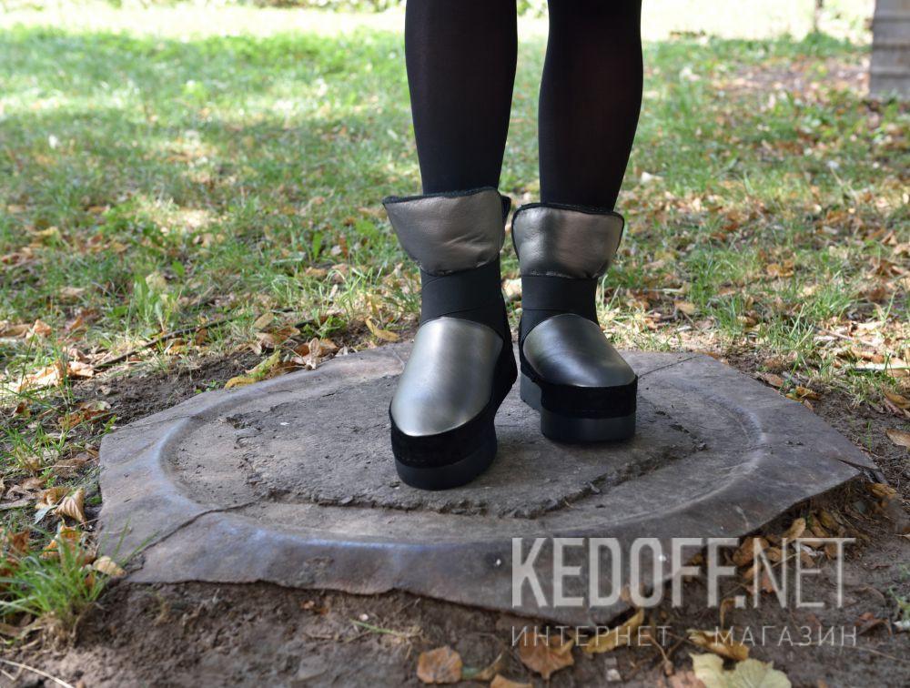 Доставка Жіночі зимові чобітки Forester Cool Boot Hi 4153-145-14