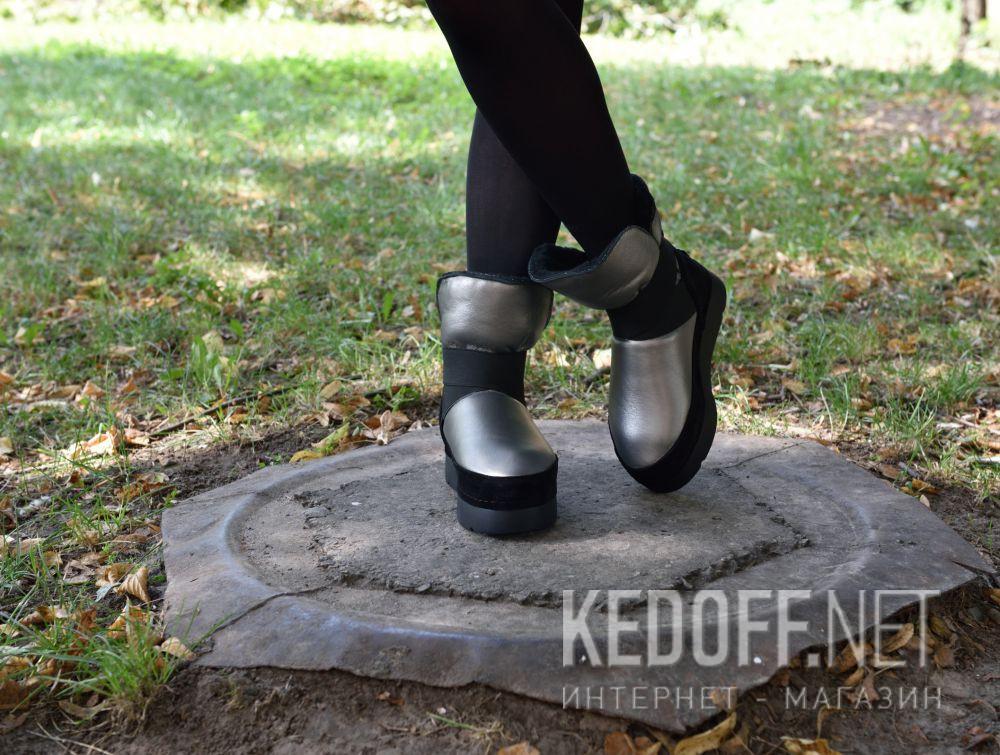 Жіночі зимові чобітки Forester Cool Boot Hi 4153-145-14 доставка по Украине