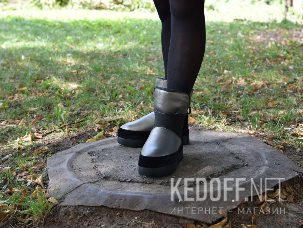 Жіночі зимові чобітки Forester Cool Boot Hi 4153-145-14