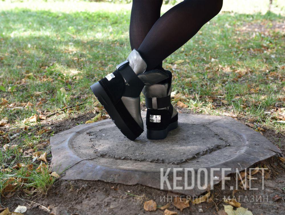 Жіночі зимові чобітки Forester Cool Boot Hi 4153-145-14 все размеры