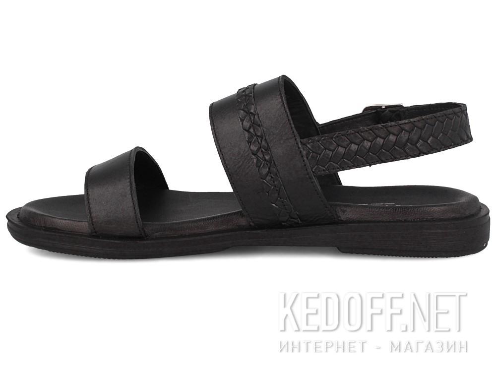 Мужские босоножки John Richardo 2312-1   (чёрный) купить Киев
